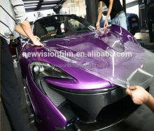 Usable Paint Protective Removable Car Body Wrap Vinyl Film For Car