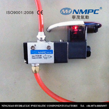 air bleed valve lpg solenoid valve air damper valve