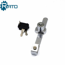 Safe Zinc Alloy Sliding Glass Door Key Locks