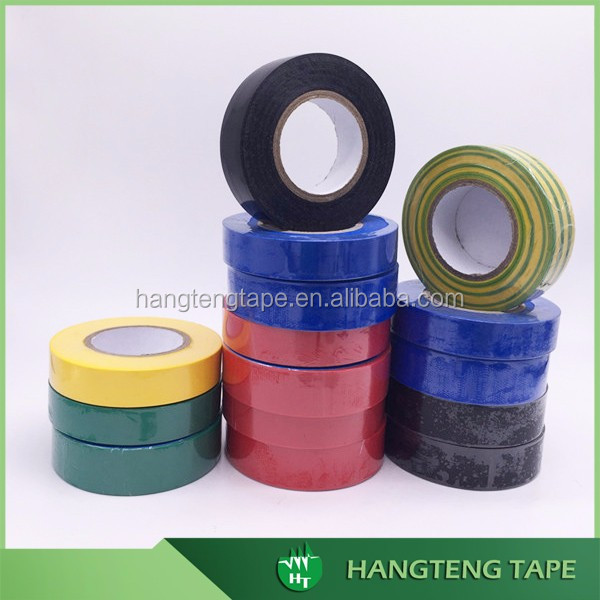 Flame Resistance Electric Wiring Cable PVC Insulate Tape