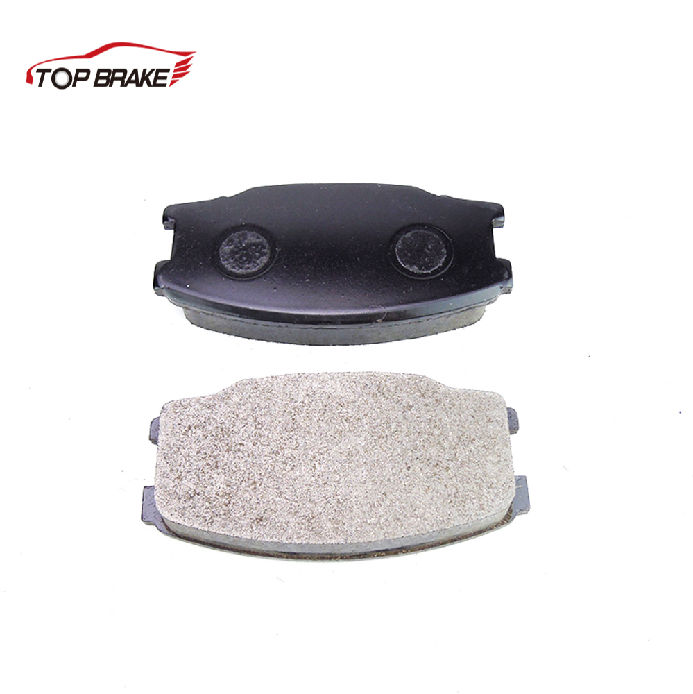 ISO9001 Truck Parts Brake Pads D6091 for Mitsubishi FK600 Truck Bus