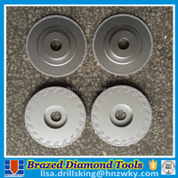 China wholesale vaccum brazed diamond grinding& cutting disc