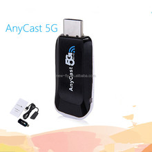 AnyCast 5G Ezcast Dongle 128MB Dual Band 5g Wifi Ezcast Cast To Tv