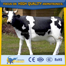 Life Size Cows for Decoration Statue,Animal Sculpture Model