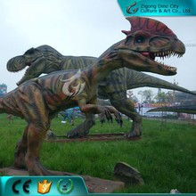 Professional Jurassic exhibits Animatronic Dinosaurs For Sale