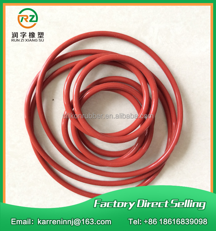 Best-selling new professional silicon rubber gasket ring seal
