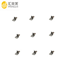 High Quality Brass Copper Riveting Alloy Components for Switch Relay Contactors
