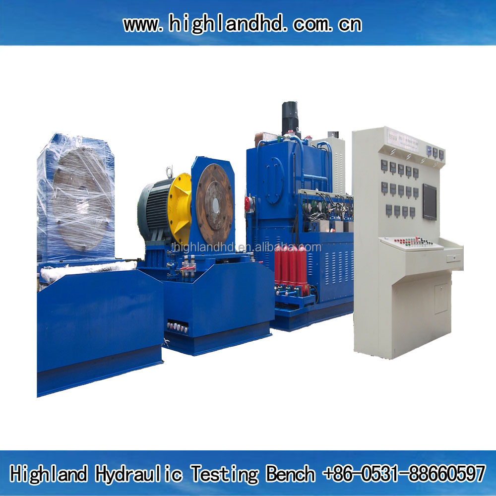 manual control common rail pump test bench