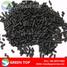 4mm activated carbon pellets/ coal based activated carbon columnar AC for purification