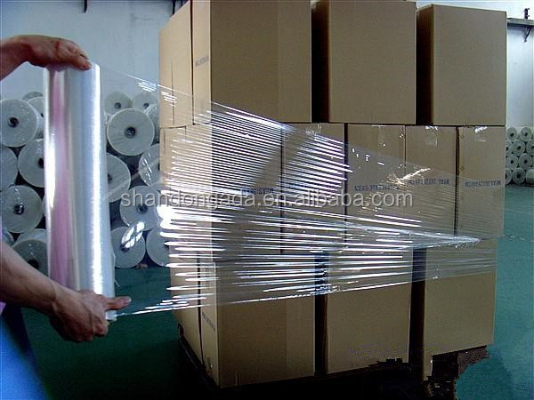 ADA Jinan ,Shandong province ,China transparent stretch film plastic packaging rolls