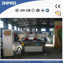 Simple operation Wood Stone Marble Granite Metal advertising engraving cutting cnc router for sign making in jinan