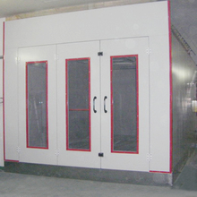 Paint Booth From China Infrared(CE, Touching Screen Control)