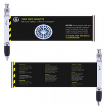 High Quality Logo Printed Professional Retractable Cheap Banner Pen