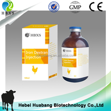 Iron Dextran injection ensure adequate intake of iron, vitamins, and minerals