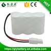 3.6V 2000mAh NI-CD Size C Battery Pack For Power Tool