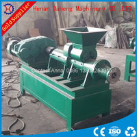 energy saving whole line charcoal briquette making machine