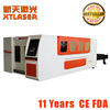 enclosed 1KW 2KW fiber laser cutting machine / distributors wanted