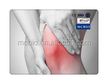 MCBIO hyaluronic acid injections for knee osteoarthritis