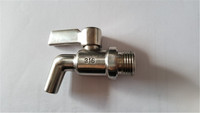 STAINLESS STEEL BIB TAP