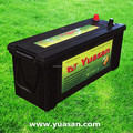 Yuasan Chinese Excellent JIS SMF Car Batteries for Auto Starting--N120-MF(12V120AH)
