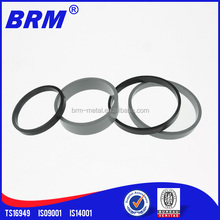 Large Rubber Coated Neodymium Electric Motor Ring Magnet