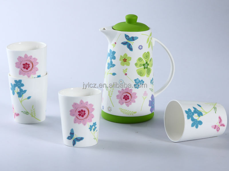 professional manufactory Korean tea set