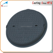 Custom best price cast iron heavy duty manhole cover