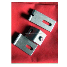 Stainless steel stone cladding z bracket ss Glass Handrail Bracket and Ss 202 Marble Angle