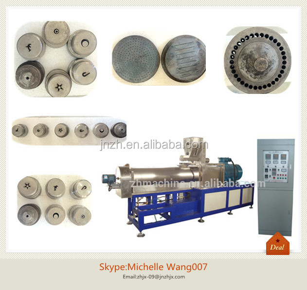 Economic high quality hot sale puffed corn snacks making machine