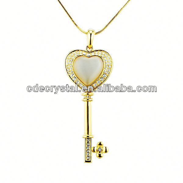 CDE Wholesale 2013 key chain necklace