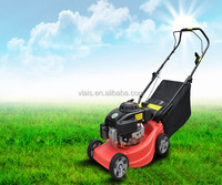2014 Top sale portable lawn mower, 139cc gasoline lawn mower, 4.5 HP self-propelled lawn mower