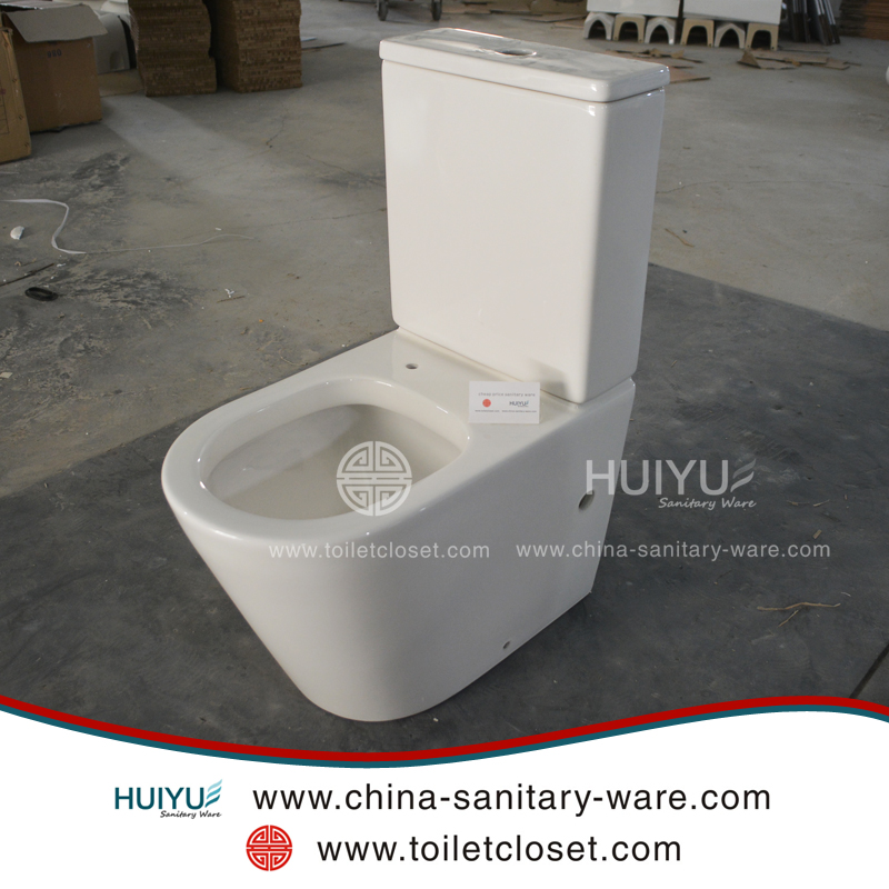 New Design Washdown two piece toilets , chinese toilet with factory price