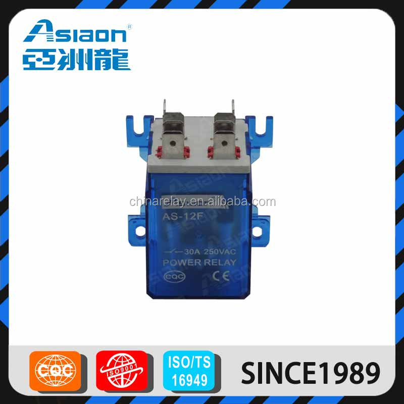 Asiaon AS-12F industrial 110v switch relay