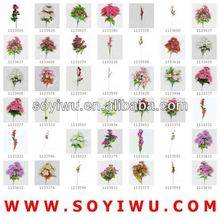 WEDDING DECORATION FLOWER STRANDS Wholesaler from Yiwu Market for Artificial Flower & Bines