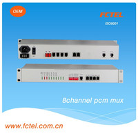desktop,1550nm,120km,supply dual power,4/8 ch fxs fxo with 4*100/1000M Lan extender,voice modem,Pcm multiplexer