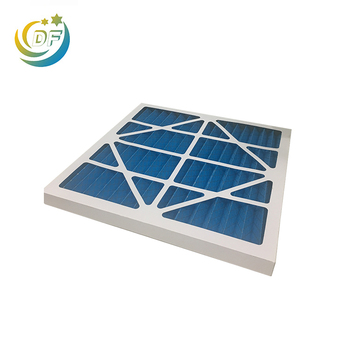 High quality pleated prefilter merv 11 filter air filters 20x25x5