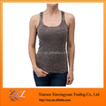 Fashion Lycra Blank Ladies Tank Tops Made in China