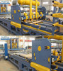 SF901 best quality automatic stringer wood pallet nailing machine