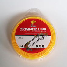 Nylon Cutter Line Of Grass Cutter Square Card Head Round Echo String Trimmer Line For Weed Eater