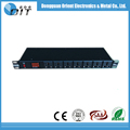 Metal plate new 10 A Universal remote control smart PDU with AV Meter and Off-Live Switch