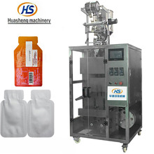 HS400Y-T Advanced make-up liquid cosmetic samples packing machine