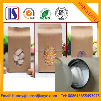 Han's water based cold lamination glue for bopp film with paper lamination