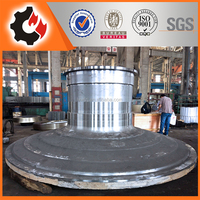 Good Quality OEM Large Steel Casting Parts