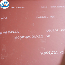 Gold supplier customized services hardoxs 400 steel plate