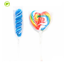2017 New Product Love Heart shape china animal Wave Candy Toys