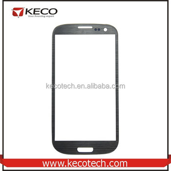 Hot selling for Samsung Galaxy S3 SIII I9300 Front Touch Glass Panel