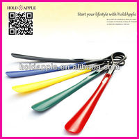 wholesale hotel long handled plastic shoe horn in shoes &accessories