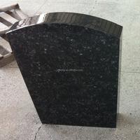 Dark Blue Pearl Granite Headstone/Monument/Tombstone