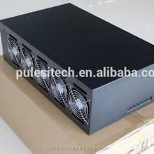 2018 NEW PRICE Mining Machine With 6pcs Nvidia Geforce P106-100 GPU ETH ETC Zcash miner CryptoCurrency Miner