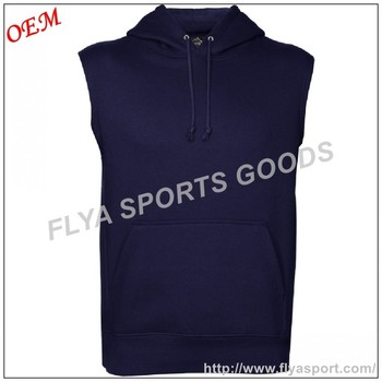high quality cheap stringer muscle bodybuilding blank hoodies wholesale